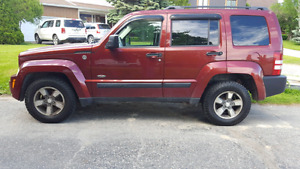 2008 Jeep Liberty 3.7L