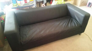 Loveseat / Couch - Klippan - Delivery Available