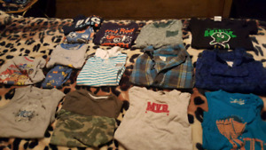 Boys 18-24 month lot $45