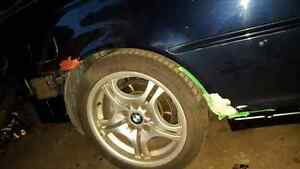 Need Body Work Repairs on my BMW.