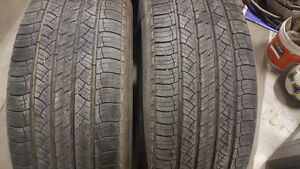 2-265/60 r 18 tires