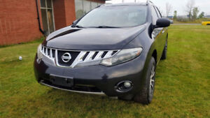 2009 Nissan Murano LE AWD FULLY LOADED!!