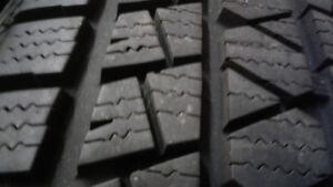 Set de pneus Hiver Auplus Wintercross 225 65R17 quasi neufs