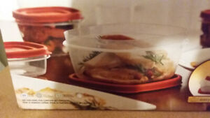 rubbermaid easy find lids canister set