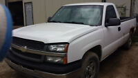 WE ARE PARTING OUT A 2003 CHEVROLET SILVERADO