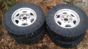 Chevy Truck Wheels