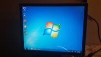 """Used 20"""" HP LCD Computer Monitor for Sale"""