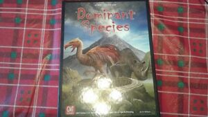 Dominant Species en Anglais