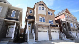 Very Spacious 4Bed 4.5Bath Fully Furnished Home in Mississauga
