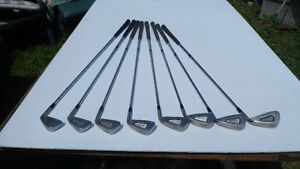 complete set of irons