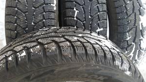 "LIKE NEW 20"" tires DODGE RAM 1500 Hankook I pike P275/60R20"