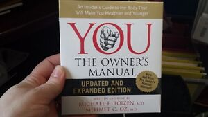 You: The owners Manual by Roizen and Oz.