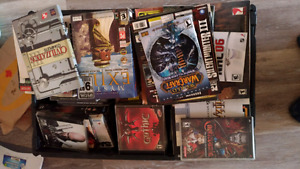 Older PC Games