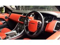 2013 Land Rover Range Rover Sport 3.0 SDV6 Autobiography Dynamic Automatic Diese