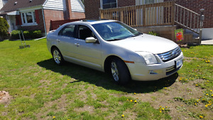 Ford fusion v6 sel