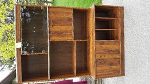 Display/bookshelf