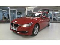 2013 BMW 3 Series 320d EfficientDynamics Business 5dr Step Auto Sat Nav, Click &
