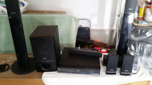 SONY BLUE RAY home theater 500W