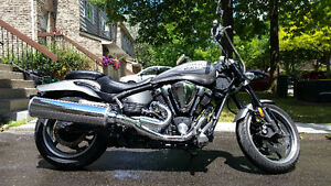 2009 Yamaha Road Star Warrior