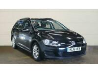 2016 Volkswagen Golf 1.6 5dr TDI Bluemotion Estate Diesel Manual
