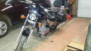 Shadow 600cc