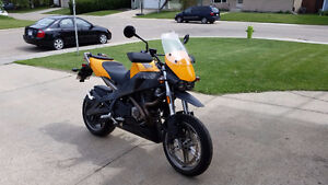 Buell XB12X Ulysses, Fast and Comfortable