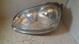 RABBIT 2006 2007 2008 2009 2010 LUMIERE GAUCHE OEM LEFT LIGHT