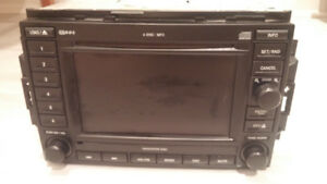 2004-2009 Dodge Durango navi/GPS/radio/CD/MP3 (chrysler ,jeep)