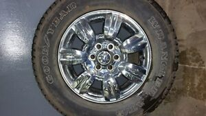 FORD RIM & USED TIRE PACKAGE