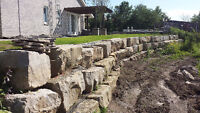 Retaining Wall Experts - Free Removal of Failing Wall