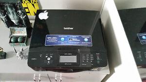 Imprimante/fax/numériseur 3-en-1 Brother Lac-Saint-Jean Saguenay-Lac-Saint-Jean image 2