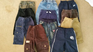 11 Pairs of Pants 6-12mths