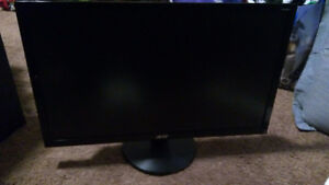 "Acer PC monitor 23"" $70 obo"