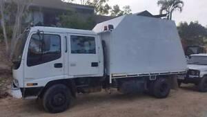 Isuzu Dual Cab Tipper Ex Council Truck Yatala Gold Coast North Preview
