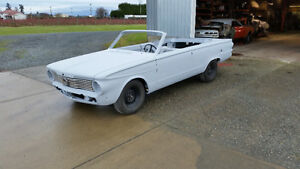1964 Valiant Convertable