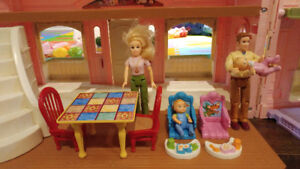 Fisher-Price Dollhouse for sale just For $50.00