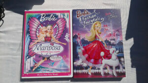 films de barbie / dvd barbie