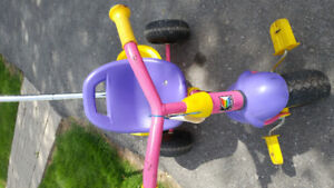 Kettler Girls Tricycle