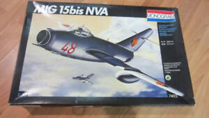 1/48 Scale Model Aircraft MiG-15