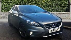 2015 Volvo V40 D2 (120) R DESIGN with Rear Pa Manual Diesel Hatchback