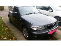 BMW 1 series 118d for sale £3000 ono
