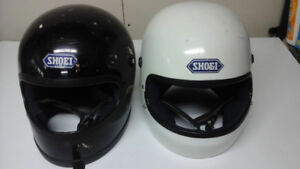 2 casques Full Face