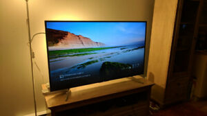 "Sony 55"" 4K UHD HDR LED Android Smart TV (KD55X750F) - Like New"