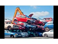 WANTED SCRAP CARS VANS BEST PRICE PAID CASH