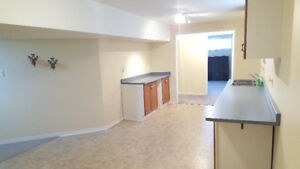 Splendid 1 Bedroom Basement Apartment with Separate Entrance