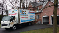 With Us, Moving Is Easy. D&D Discount Moving Inc.(514) 933-3555
