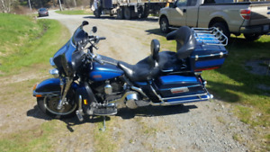"""Price Reduced"" 2004 Harley Davidson Electra Glide Classic"