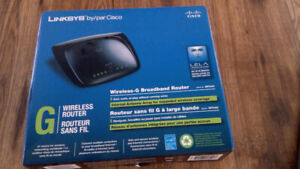WIRELESS ROUTER LIKE NEW