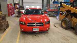 2010 dodge charger sxt leather black rims safety and etested  Kitchener / Waterloo Kitchener Area image 6