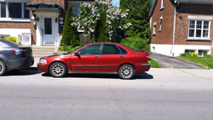 Volvo S40 Red   Great Deals on New or Used Cars and Trucks